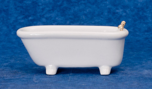 Bathroom Bathtub - White