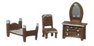 Brown Bedroom Set