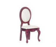 Side Chair - Ivory Stripe