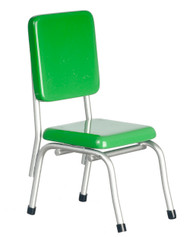 1950's Style Green Chair