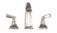 Dollhouse City - Dollhouse Miniatures Modern Bathroom Faucet Set