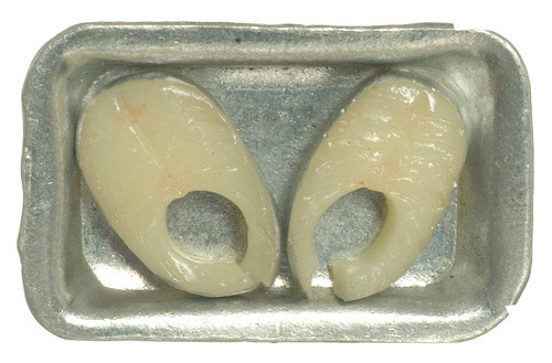 Dollhouse City - Dollhouse Miniatures Halibut Steak Trays Set