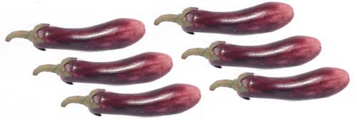 Dollhouse City - Dollhouse Miniatures Eggplant