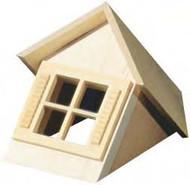 Dormer Unit with Window