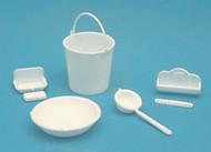 Sink Accessories - White