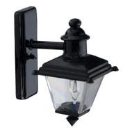 Small Black Coach Lamp