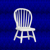 Windsor Side Chair - White