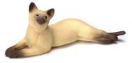 Dollhouse City - Dollhouse Miniatures Cat - Brown Siamese