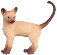 Dollhouse City - Dollhouse Miniatures Cat Siamese