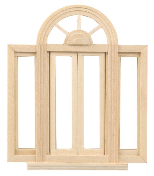 Circle Head Window