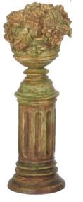 Dollhouse City - Dollhouse Miniatures Fruit Pedestal Set - Aged