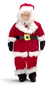 Santa with Outfit