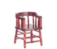 Firehouse Chair - Mahogany