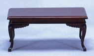 Dining Table - Mahogany