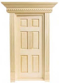 Yorktown Prehung Door