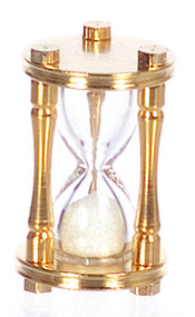 Hourglass - Brass
