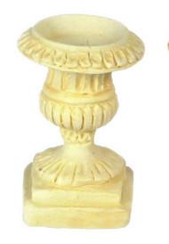 Dollhouse City - Dollhouse Miniatures Urns Set - Ivory