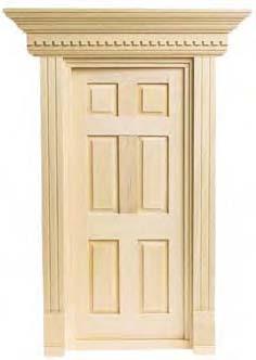 Yorkstown 6-Panel Door