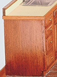 Narrow Base Cabinet  - Assembled