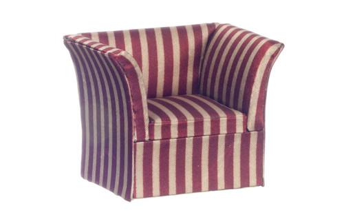 Chair - Mahogany - Flat