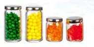 Glass Quart - Pint Jars