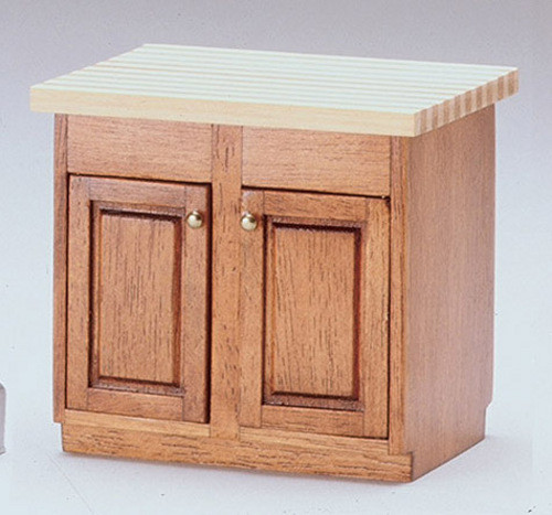 Center Island Cabinet Kit - Unassembled