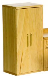 Kitchen Refrigerator - Oak