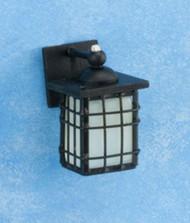 Outdoor Coach Lamp - Black