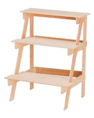 Plant Ladders - Brasswood