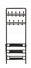 Small Shelf Unit - Black