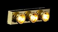 3-Bulb Strip Light