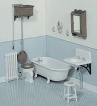 Victorian Bathroom Kit - Unfinished