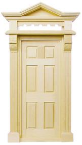 Victorian Prehung Door