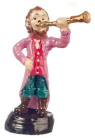 Dollhouse City - Dollhouse Miniatures Monkey Bugler