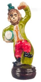 Dollhouse City - Dollhouse Miniatures Monkey Drum Bearer