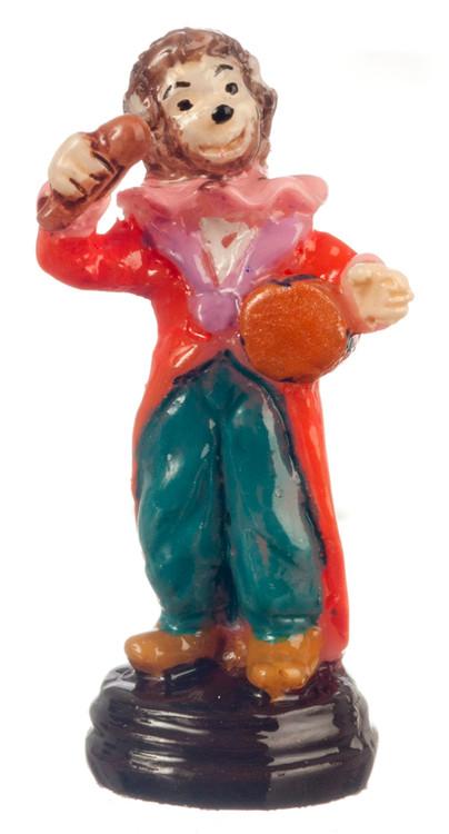 Dollhouse City - Dollhouse Miniatures Monkey Bongo Drum