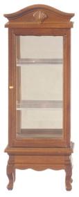 Display Cabinet - Walnut