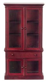 Bookshelf - Mahogany