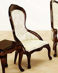 Victorian Ladies Chair - Walnut