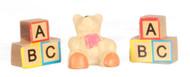 ABC Blocks and Bear