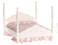 Cannonball Bed - White