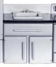 Silver Sink - White