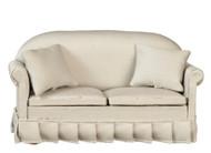 Sofa With Pillows - Gray