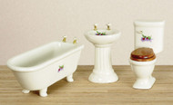 Bathroom Set - Decal