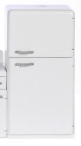 1950's Refrigerator - White
