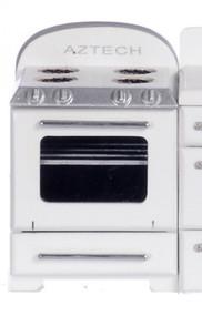 1950's Stove - White