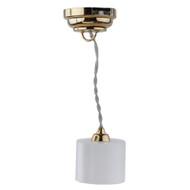 LED Modern Hanging Lamp - Round Shade