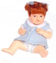 Dollhouse City - Dollhouse Miniatures Megan - Blue