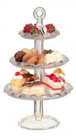 Three Tiered Dessert