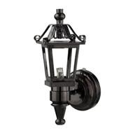 LED Black Nickel Coach Lamp